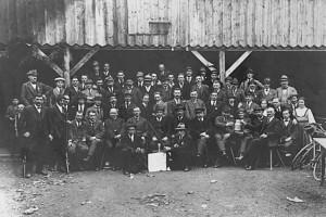 25-jähriges Jubiläumsschießen 1923