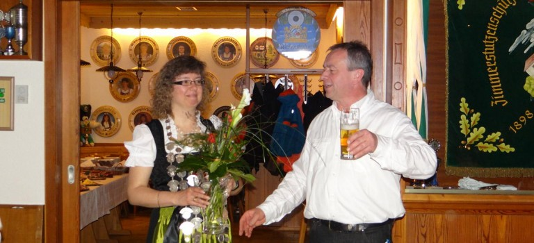 Schützenkönigsessen 2016