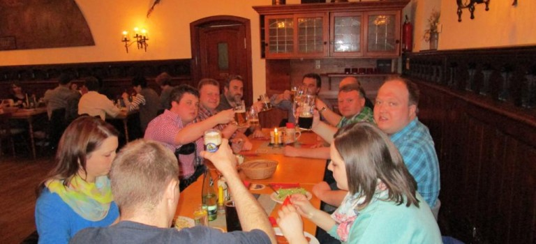 Brauereibesichtigung Mönchshof