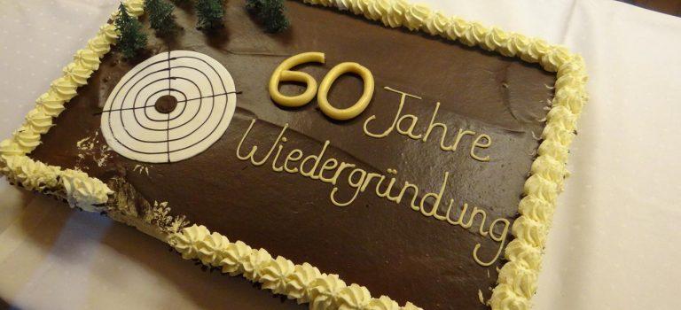 60 Jahre Wiedergründung