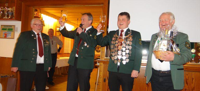 Schützenkönigsessen 2017